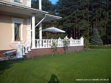 Балясины Обухов | Бетонная балюстрада в Киевской области