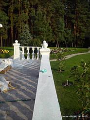 Балясины Обухов | Бетонная балюстрада в Киевской области  8
