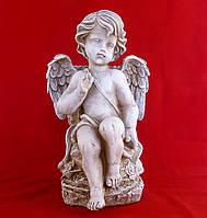 Фигурка  Ангел с корзиной