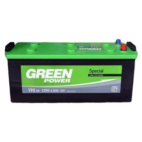 Green Power 6 СТ 190 А.З.Г./А.З.Е.