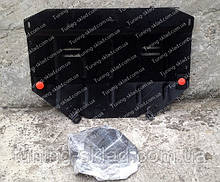 Защита поддона картера Шкода Суперб 1 (стальная защита двигателя Skoda Superb 1)