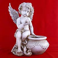 Фигурка  Ангел кашпо