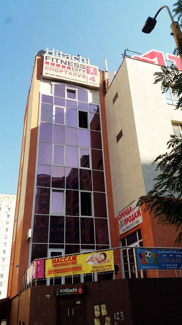 Здание, в котором находится студия Фаворит