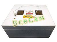 Автоматический инкубатор для яиц Теплуша на 63 яйца