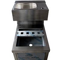 Ванна моечная с умывальником 500х700х850 мм T-AVK-2