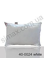 Подушка антиаллергенная на холлофайбере 40х60 см