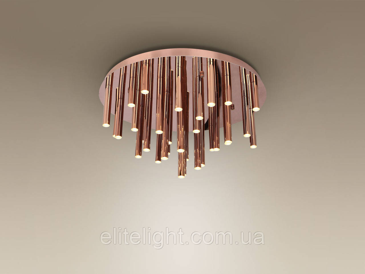Люстра Maxlight Organic Copper C0093