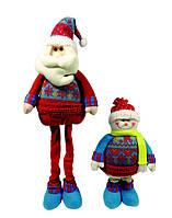 Дед Мороз 64 см длинные ноги 800885