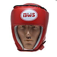 Шлем для бокса BWS  BWXDX450 красн