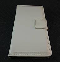 Чехол-книжка Lenovo A820 белая