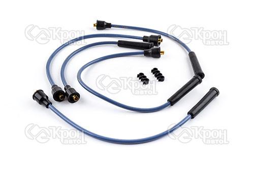 Провода высоковольтные Супер T367S ЗАЗ 1102  Tesla.Чехия