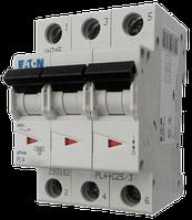 Eaton/Moeller 4kA PL4-C32/3 32А, 3-полюсный автоматический выключатель