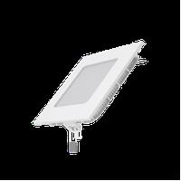 Светодиодный потолочный светильник 3W(квадратный белый)