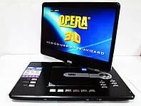 """Портативный DVD/TV плеер Opera OP-1788D 3D (14""""), фото 1"""