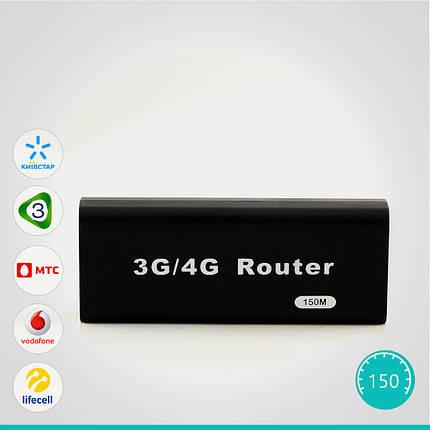 Мобильный WiFi Роутер Gateway Router M1 для работы с USB модемами, фото 2