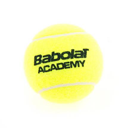 Мяч для большого тенниса Babolat Academy 72 BOX 514055/113, фото 2