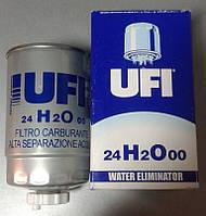 Фильтр топливный Fiat Doblo 1,9JTD, Ducato 2,0JTD/2,2JTD/2,8JTD UFI 24.H2O.00