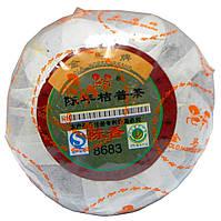 Чай Пуэр в мандариновой кожуре, 30-45 грамм