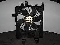Вентилятор системы охлаждения двигателя б/у Рено Кенго RENAULT Kangoo 2