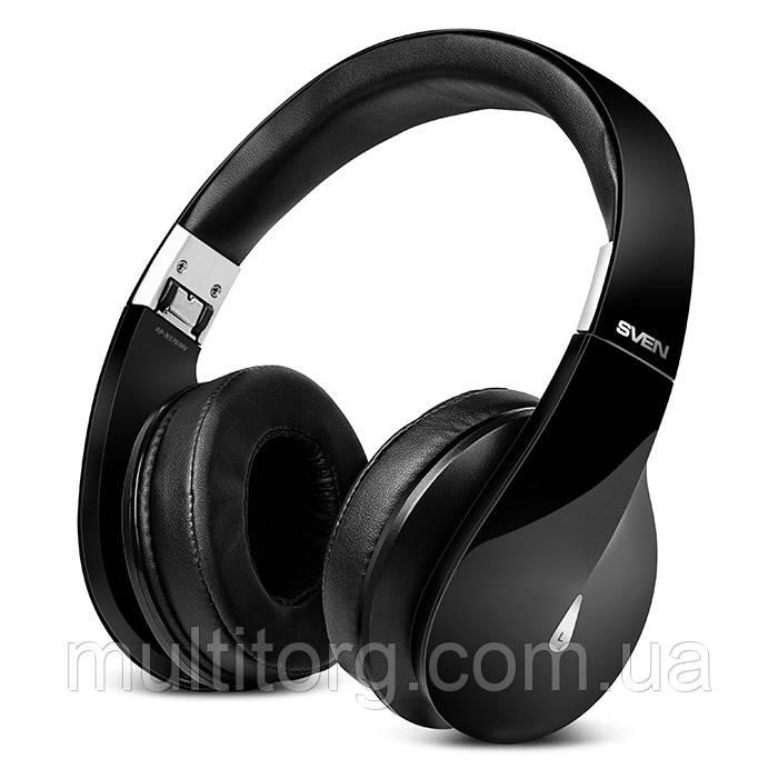 Наушники SVEN AP-B570MV с микрофоном Bluetooth гарнитура  для смартфона + пк