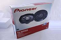 Pioneer TS-A6942S (1000Вт) трехполосные, фото 1