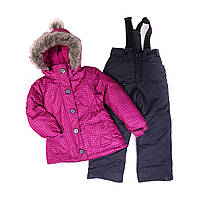 Зимний костюм для девочки PELUCHE 50 EF M F16 Paradisio. Размер 127 и  134.