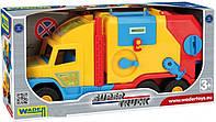"Машинка ""Мусоровоз"" Wader Super Truck арт. 36580"