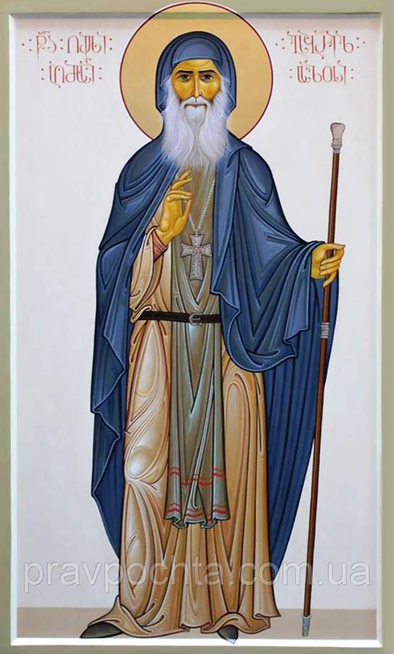 Икона. Преподобный Гавриил (Ургебадзе)