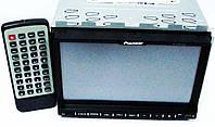 """Автомагнитола 2din Pioneer PI-803 7"""" экран -Mp3-Dvd-Tv/Fm-тюнер"""