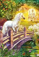 Пазлы Зачарованный сад, 120 элементов Castorland В-12664