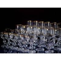 Набор бокалов 24пр Bohemia Claudia 40149-20746-24, фото 1