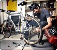 Уход за велосипедом