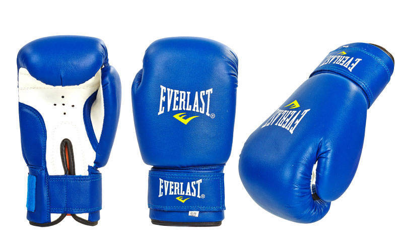 Перчатки боксерские PVC на липучке ЮНИОР MA-0033 ELAST