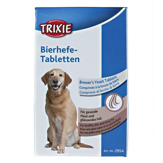 Витамины для собак Таблетки с пивными дрожжами Trixie 50 гр