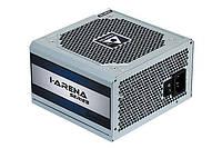 Блок питания chieftec iarena gpc-450s,12cm fan 2xperipheral 4xsata