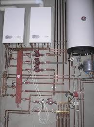 Монтаж котельных, установка газовых котлов