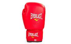 Рукавички боксерські PVC на липучці ЮНІОР MA-0033 ELAST, фото 3