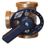 Трёхходовой смесительный вентиль Hel-Wita Minimix Ø2