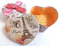Подарочная коробочка Сердце стандарт