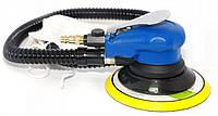 Шлифовальная машинка Orbital Air Sander с пылесборником пневматическая