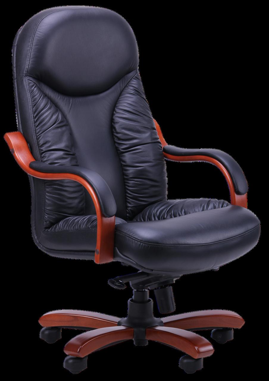 Кресло руководителя Буффало, (6231-B LEATHER+PVC), TM AMF