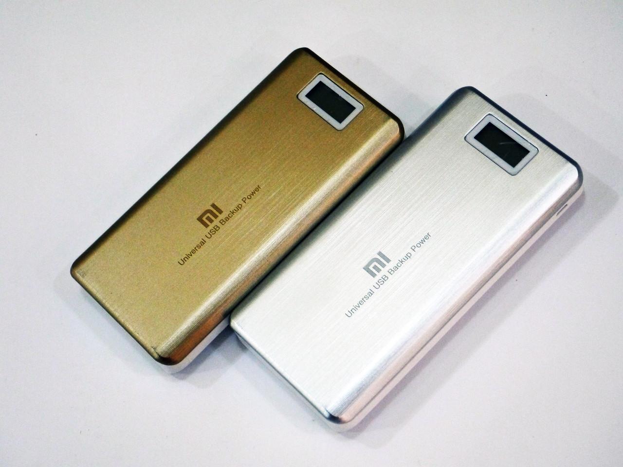 Power Bank Xiaomi Mi 20800 mAh Метал. корпус