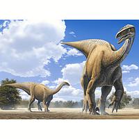 Пазлы Динозавры, 120 элементов Castorland В-13050