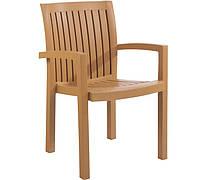 Садовое кресло Neta Papatya тик