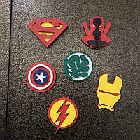 Магниты с супергероями