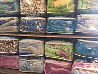 Одеяло шерстяное ДВУХСПАЛЬНОЕ 150*205 см (чехол бязь) , фото 1