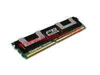 Оперативная память для серверов Kingston DDR2 DIMM ECC Fully Buffered 4Gb 667MHz D (KVR667D2D4F5/4G)