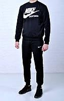 Мужской спортивный костюм Nike Sportswear (найк), черный