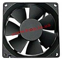 Вентилятор Titan TFD-8025M12Z, Z-bearing, 80х80х25мм Titan TFD-8025M12Z 3c/ 3p (TFD-8025M12Z)