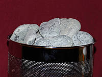 Талькохлорит шлифованный 40*80 мм 10 кг (для электро каменок)